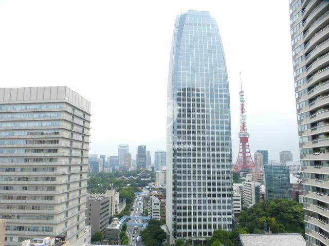 眺望 パークキューブ愛宕山タワー