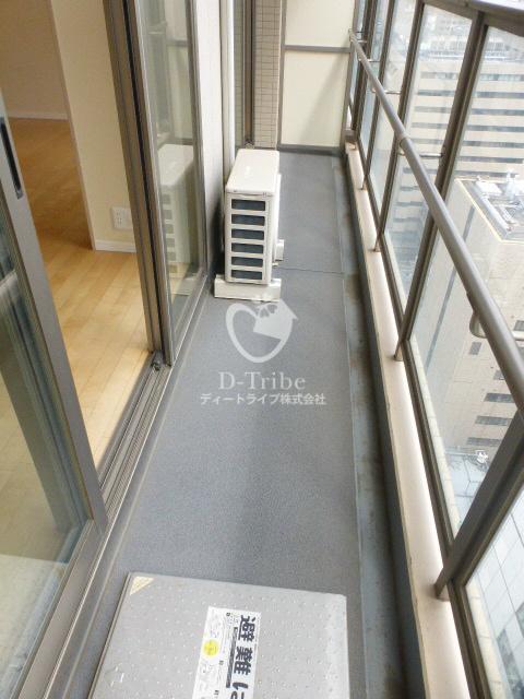 パークキューブ愛宕山タワー[1703号室]のベッドルーム パークキューブ愛宕山タワー