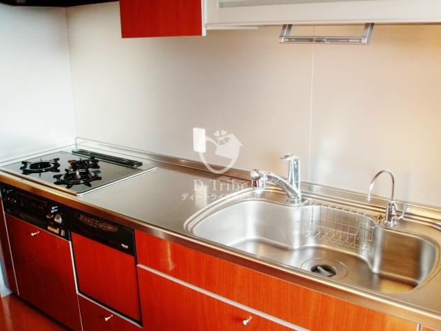 プレイス白金ブライトレジデンス[506号室]のキッチン ロビー プレイス白金ブライトレジデンス