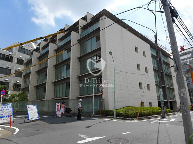 ストーリア赤坂の外観写真
