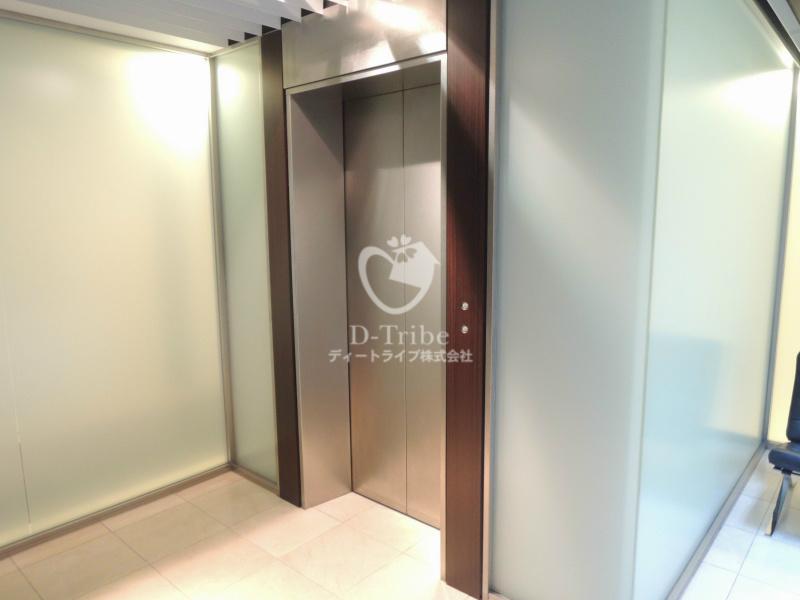 エレベーターホール ストーリア赤坂