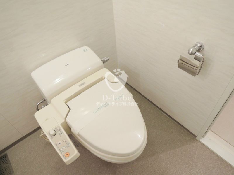 ストーリア赤坂[203号室]のトイレ ストーリア赤坂
