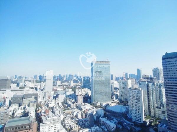 眺望 パークコート赤坂ザタワー