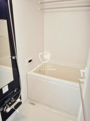 REGZE白金高輪(レグゼ白金高輪)[1004号室]のバスルーム REGZE白金高輪