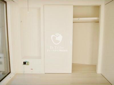 REGZE白金高輪(レグゼ白金高輪)[1004号室]のクローゼット REGZE白金高輪