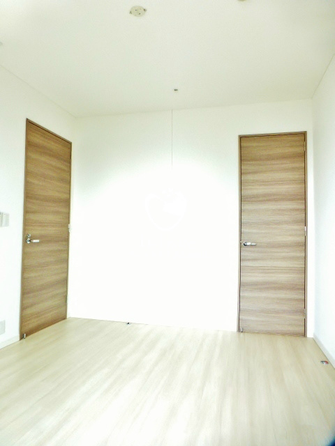 ベイサイド竹芝[1508号室]のベッドルーム ベイサイド竹芝