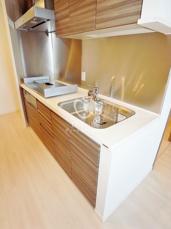 ベイサイド竹芝[1508号室]のキッチン ベイサイド竹芝