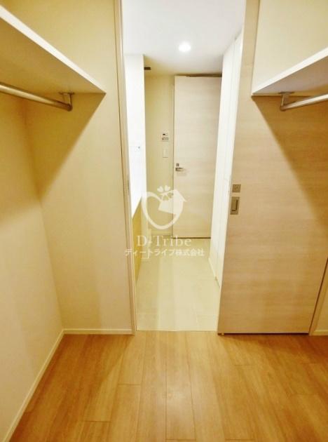 パークハビオ恵比寿1308号室の内装
