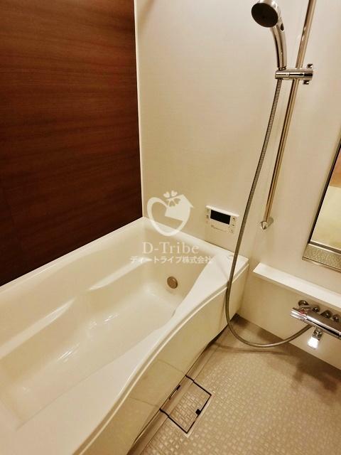 パークハビオ恵比寿[1308号室]のバスルーム パークハビオ恵比寿
