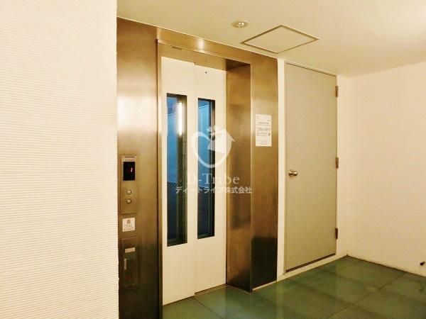エレベーター クイズ恵比寿