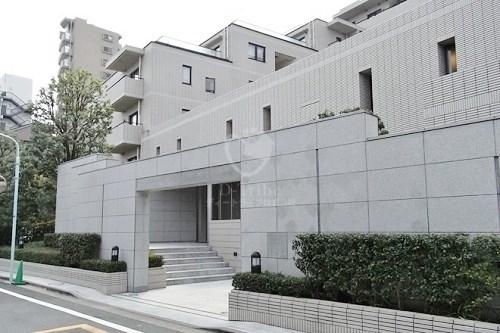 パークハウス西麻布の外観写真