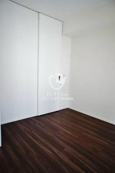 ザ・パークハウス渋谷美竹[603号室]のベッドルーム ザ・パークハウス渋谷美竹