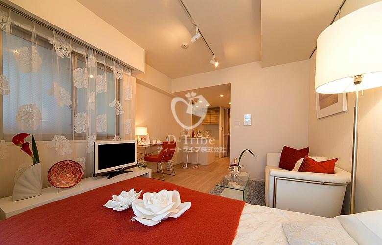 パークハビオ中目黒401号室の画像