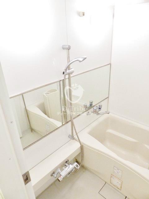 フレンシア麻布十番サウス[804号室]のバスルーム フレンシア麻布十番サウス