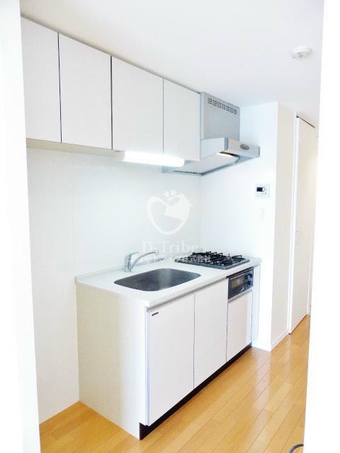 フレンシア麻布十番サウス[804号室]のキッチン フレンシア麻布十番サウス