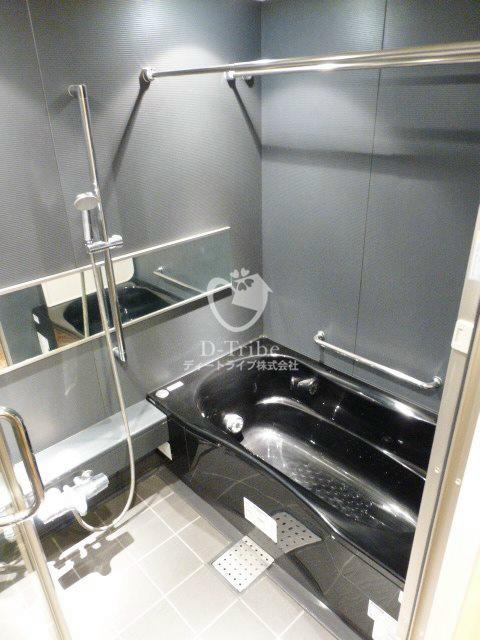 ホライズンプレイス赤坂[1402号室]の浴室 ホライズンプレイス赤坂