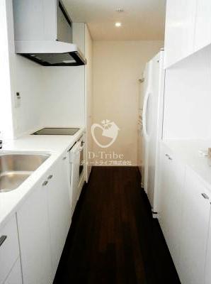 アーバンスタイル六本木三河台[401号室]のキッチン アーバンスタイル六本木三河台