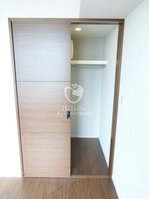 グランスイート麻布台ヒルトップタワー2105号室の内装
