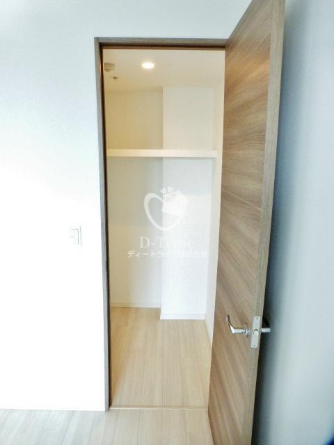 ベイサイド竹芝1101号室の内装