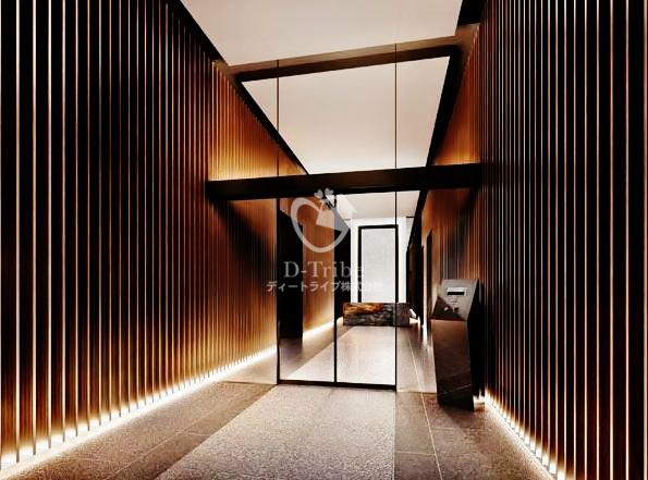 ザ・パークハウス西麻布レジデンス510号室の画像