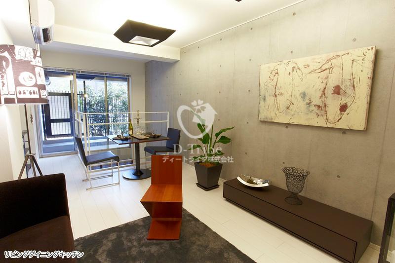 グローブプレイス六本木永坂202号室の画像