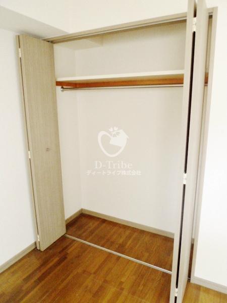 グランドゥール広尾901号室の内装