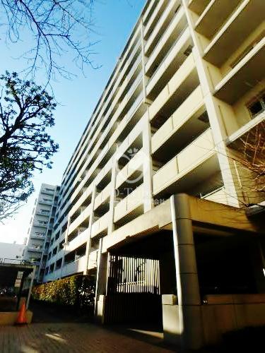 アクティ目黒駅前の外観写真