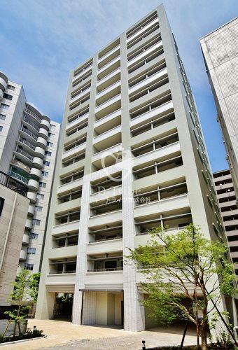 アパートメンツ三田の外観写真