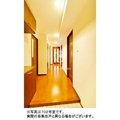 アステリオン松濤(しょうとう)902号室の内装