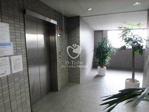 愛宕ビューアパートメント1602号室の画像