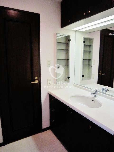 愛宕ビューアパートメント1602号室の内装