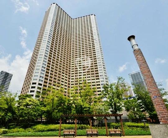 Shibaura Island Cape Tower(芝浦アイランドケープタワー)619号室の画像