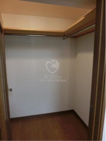 高輪ヒルズ4階号室の内装