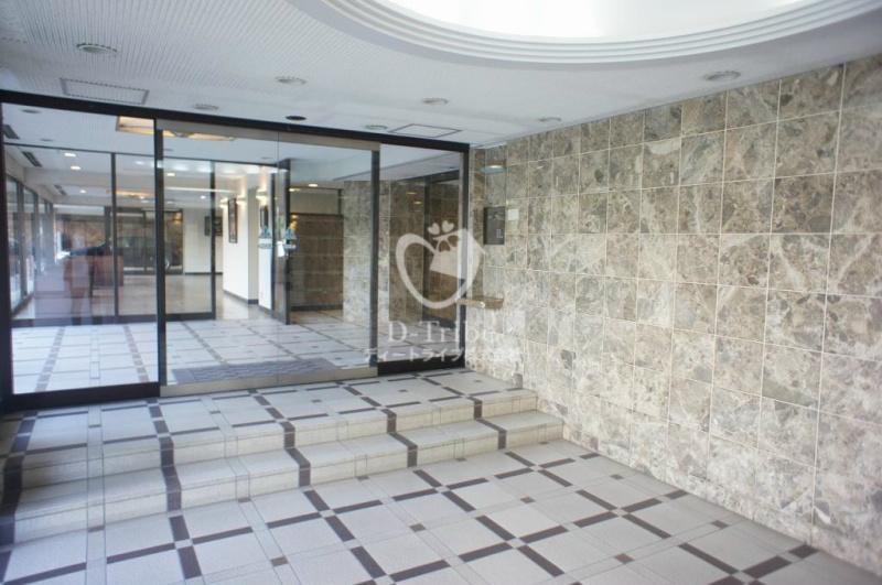 高輪ヒルズ4階号室の画像