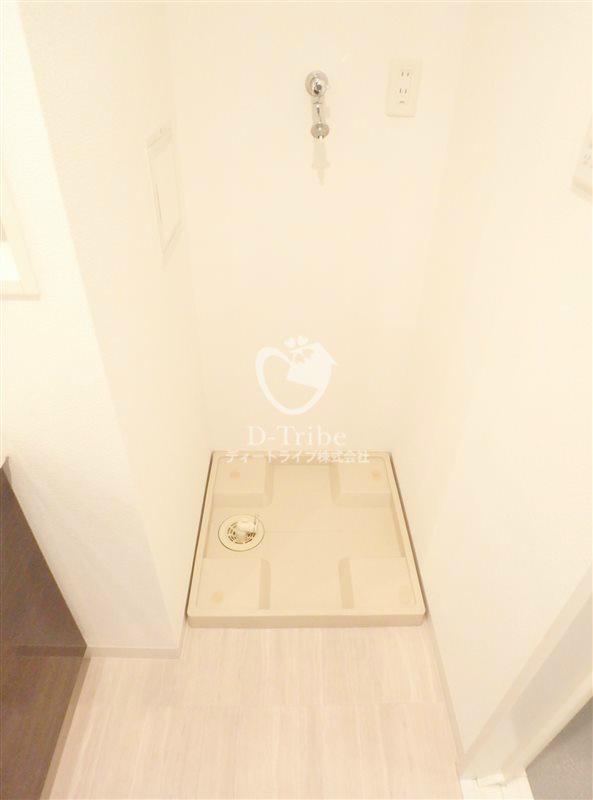 グレンパークGーWEST803号室の画像