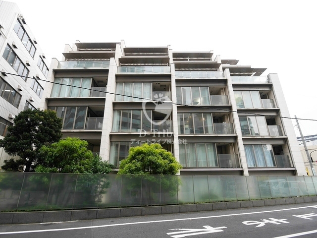 ストーリア赤坂604号室の画像