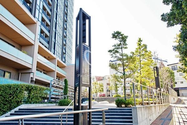 大崎ウエストシティタワーズE棟614号室の画像