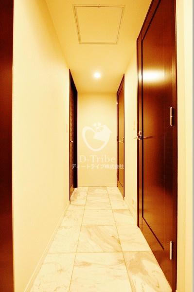 大崎ウエストシティタワーズE棟614号室の内装