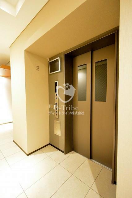 オープンレジデンシア南青山5階号室の画像