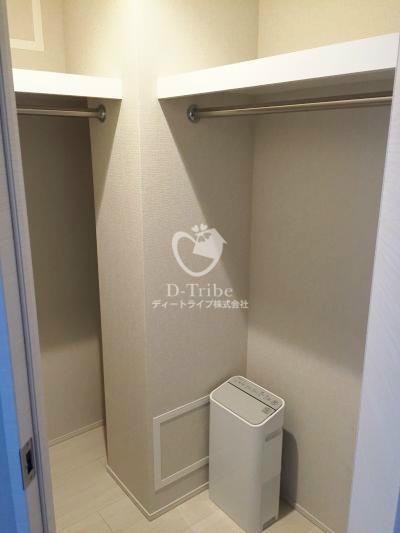 オープンレジデンシア南青山5階号室の内装