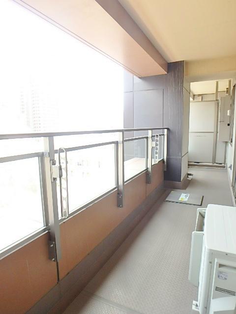 パークタワーグランスカイ38階号室の内装